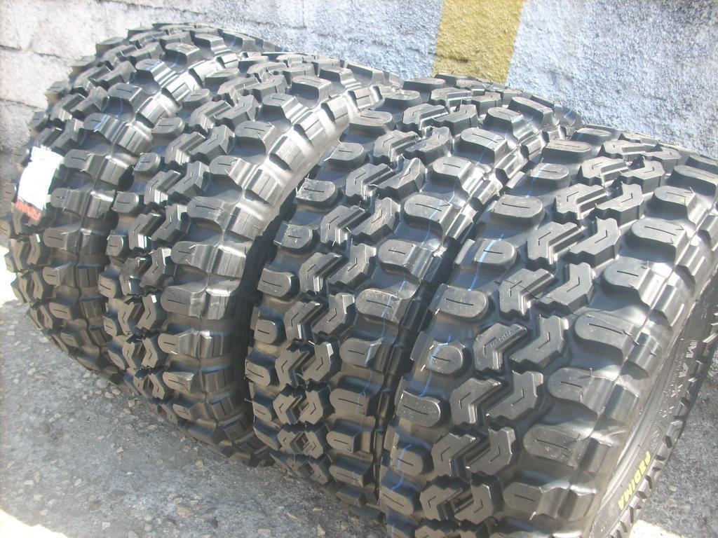 Dimension garage pneu 4x4 goodrich for Garage pneu pas cher